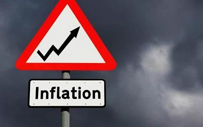 Inflation For August Hits 9 9 Investing Real Estate Prices