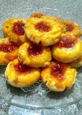 Resep Nastar Selai Strawberry Oleh Renny Resep Nastar Resep Kue Kering