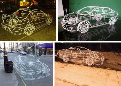 Top Car Guerrilla Marketing Examples