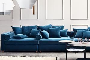 Das Xxl Sofa Oder Big Sofa Schoner Wohnen Openhaard