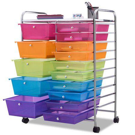 Home Rolling Storage Storage Cart Rolling Storage Cart