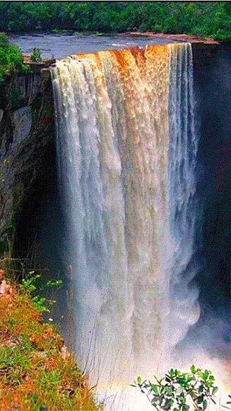 Photo Que Belleza La Naturaleza Cascada Paisaje De Fantasia Hermosos Paisajes Cascadas