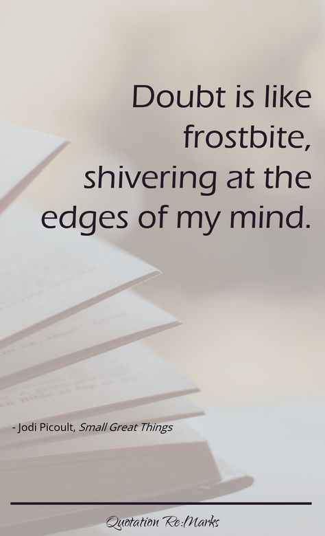 Small Great Things By Jodi Picoult A Review Quotes Jodi Picoult