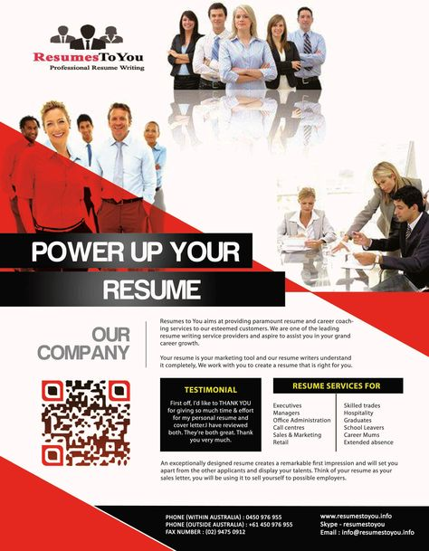 Resumes To You - Resumes and Cover letter service Success - resume cover letter australia