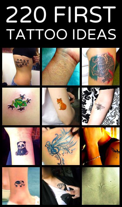 225 Good First Time Tattoo Ideas Tattoos First Time Tattoos Good First Tattoos