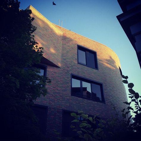 Munich Munchen Architektur Architecture Am Englischer Fassade