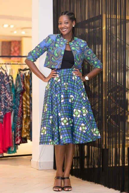 The Best Ways To Rock Ankara African Print Styles To Work Afrocosmopolitan 14 African Fashion Dresses African Fashion Designers African American Fashion
