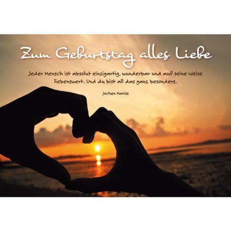 Zum Geburtstag alles Liebe/Bild1