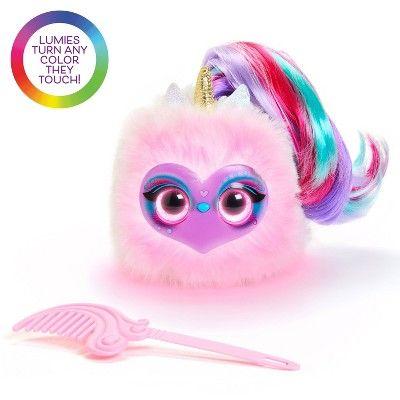 Pomsies Lumies Rainbow Charged Interactive Pet Dazzle Gogo Cool Toys Pet Toys Unicorn Toys