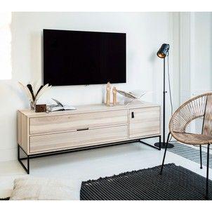 Meuble Bas Square Nordic Factory Mobilier De Salon Meuble Tv Petit Meuble Tv