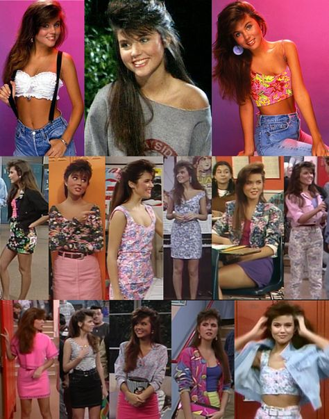 Inspired By: Kelly Kapowski - Affordable Fashion Tips and Trends