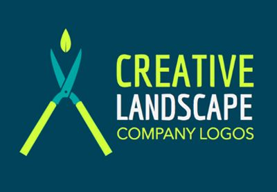 If You Re Starting Up Your Own Landscape Or Gardening Business You Re Probably Looking For Some G Landscape Company Logos Landscaping Logo Landscaping Company