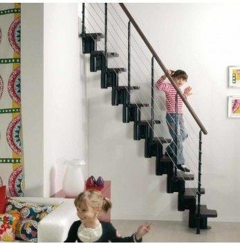 Escalier A Pas Decales Kya Escalier Gain De Place Escalier