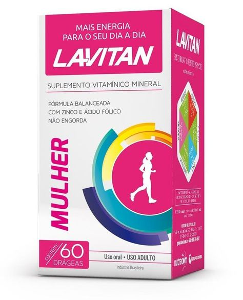 Lavitan Conheca Os Multivitaminicos E Saiba Qual E Melhor Para