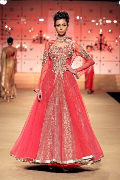 PCJ Delhi Couture Week 2012 - Ashima Leena - Fashion Blog - For All Things Beautiful - The Purple Window