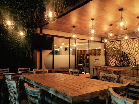 Restaurant Rooftop By M21arquitectos Xalapa Mexico Terrazas