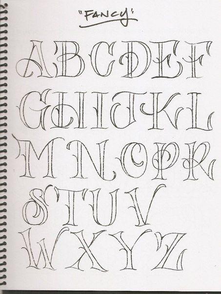 Font For Letter