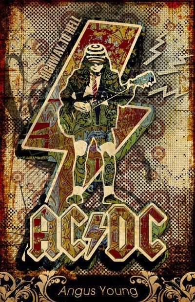 AC / DC walpappers - #walpappers - #Evelyn'sRockPosters