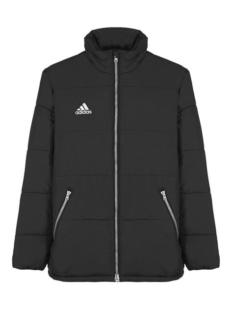 Gosha Rubchinskiy X Adidas Padded Jacket In Black Modesens