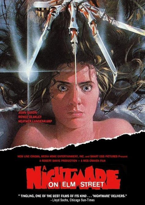 A Nightmare on Elm Street (1984) #horrormoviesscariest #trueventsmovies #movies #scarymovies #nightmareonelmstreet