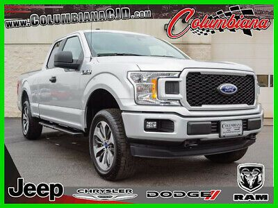 Details About 2019 Ford F 150 Xlt 4wd Supercab 6 5 Box In 2020 2019 Ford Ford F150 4wd