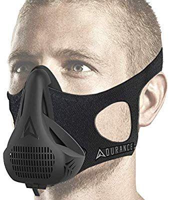 Amazon Com Adurance Training Workout Mask 4 Breathing Oxygen High Altitude Training Mask Exercise Device Sports In 2020 Altitude Training Masks Mask Oxygen Mask