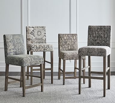 Brilliant Oliver Upholstered Bar Counter Stool In 2019 Upholstered Caraccident5 Cool Chair Designs And Ideas Caraccident5Info