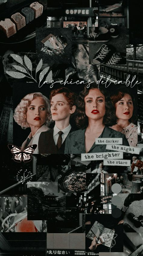 🖤ཻུꦿ❁  Lockscreen / Wallpaper Las Chicas Del Cable