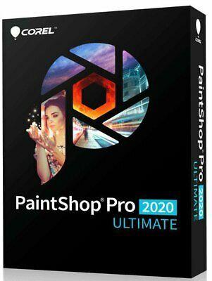 Details About Corel Paintshop Pro 2020 64 86bit Lifetime