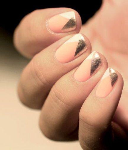 Nails Art White French 67 Ideas