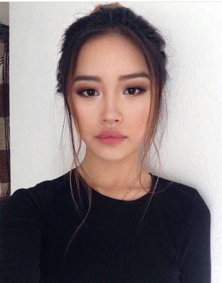 54 Ideas For Makeup Everyday Asian Make Up Makeup Asian Makeup