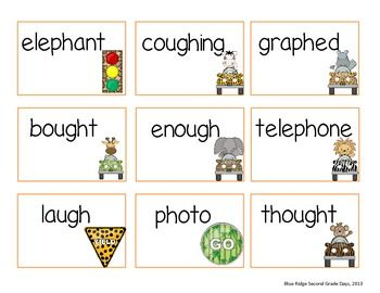 Silent Gh Gh With F Sound And Ph With F Sound Word Work Activities Word Work Activities Sound Words Word Work