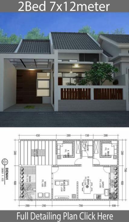 15 Trendy Ideas Home Bar Designs Floor Plans In 2020 Small Modern House Plans Modern House Plans Minimalist House Design