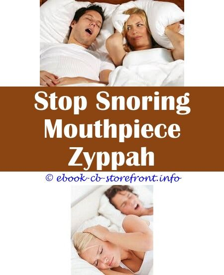 Pin En Is There A Way To Stop Snoring