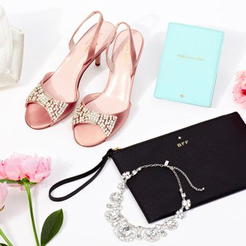 cute must-haves from Kate Spade's bridal shop  http://rstyle.me/n/ck25jpdpe