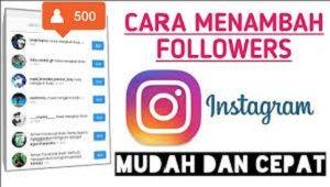 Cara Menambah Followers Instagram Tanpa Aplikasi Instagram Aplikasi