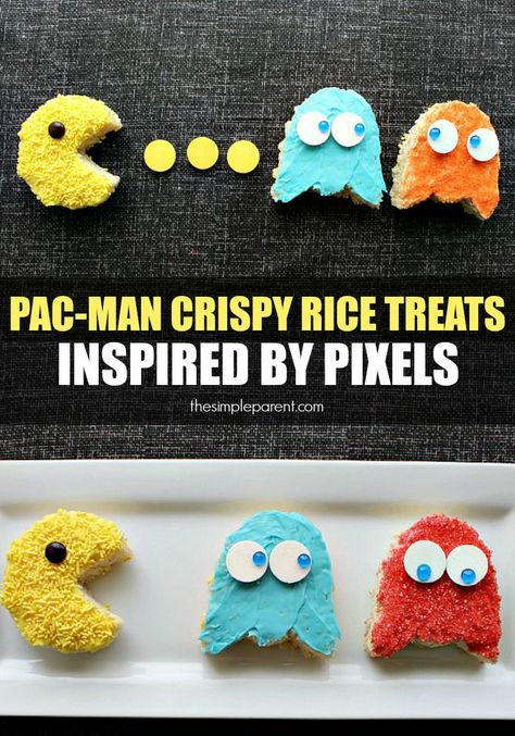 Pixels Pac Man Movie Poster 24in x36in