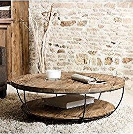 Table Basse Ronde Noire 60x60 Tinesixe 60x60 Basse Noire Ronde Table Tinesixe In 2020 Marble Coffee Table Swing Table Living Table