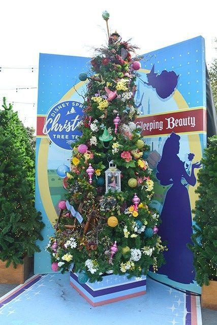 Disney Springs Christmas Tree Trail 2019 Visiting Disney Springs' Christmas Tree Trail  Photo Tour   I am a