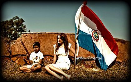 Paraguay Dia De La Mujer Paraguaya