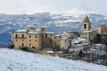 The Italian Village Of Bagnoli Del Trigno Isernia Images