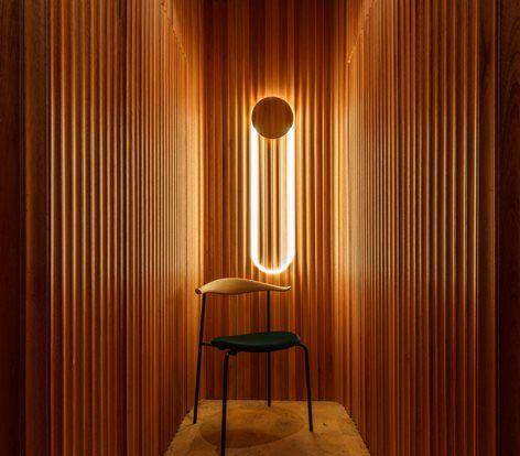 Omar S Place Sella Concept Modern Wall Lamp Wall Lamp Restaurant Design