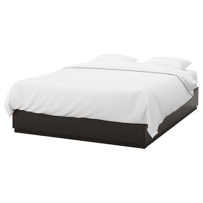 Brimnes Bed Frame With Storage White Luroy Queen Ikea Bed Frame With Storage Bed Frame Headboards For Beds