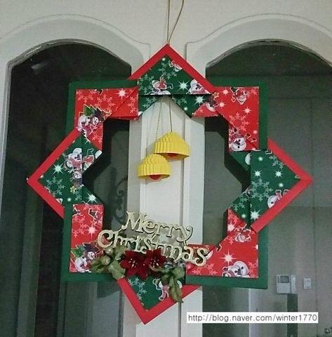 감성쫑이와 함께 미리 만나보는 크리스마스 크리스마스 리스 만들기 입니다 크 크리스마스 크리스마스 카드 및 크리스마스 트리