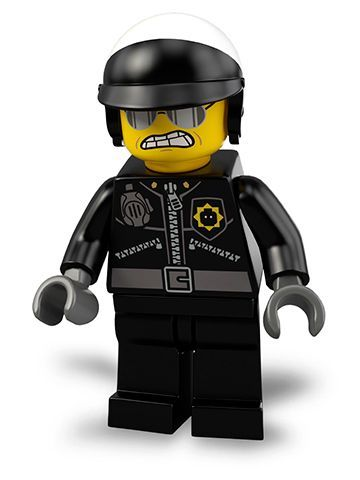 LEGO.com The LEGO® Movie Videogame - Characters - Bad Cop