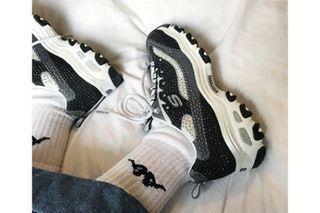 Skechers New It Shoe Chunky Sneaker Balenciaga Triple S Fila