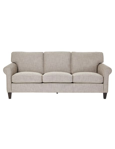 Luca Kent 3 Seater Sofa Sand Product Photo Seater Sofa Sofa Lounge Sofa