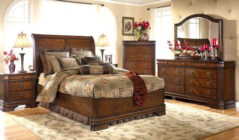 Schlafzimmer Ideen Holz Mobel Bett Bilder Interior Design Fur