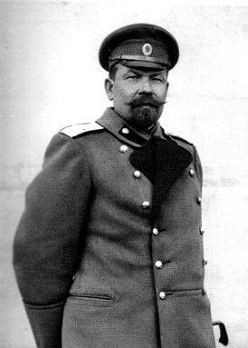 Болдырев Василий Георгиевич (1875-1933) ген.-лейтенант член Временного Всероссийского Правительства