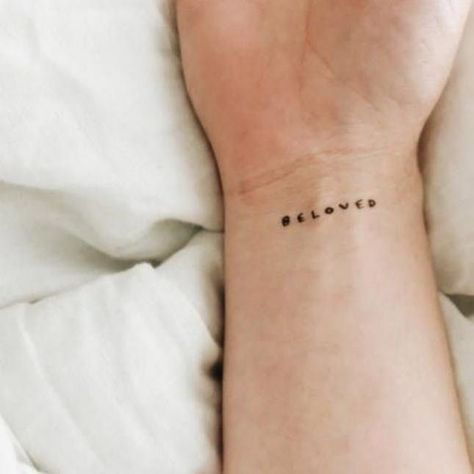 13 Small Wrist Tattoos That Are Tiny but Mighty | Brit + Co